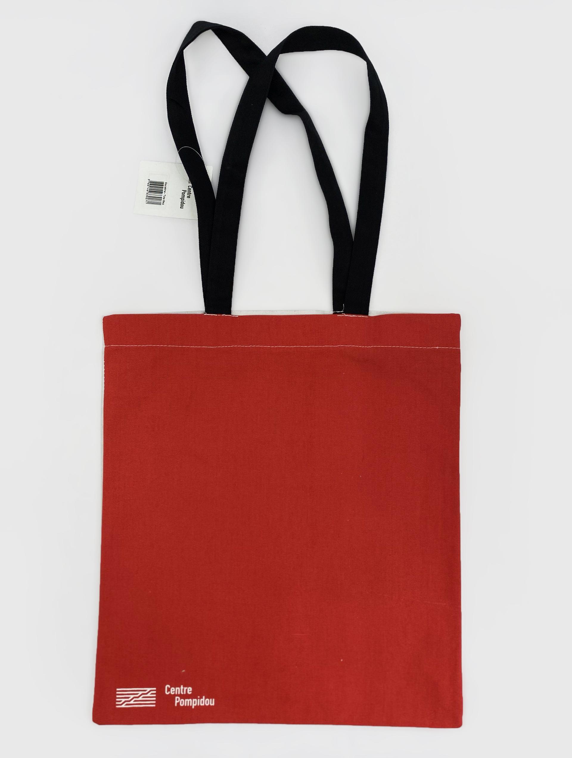Centre Pompidou tote bag