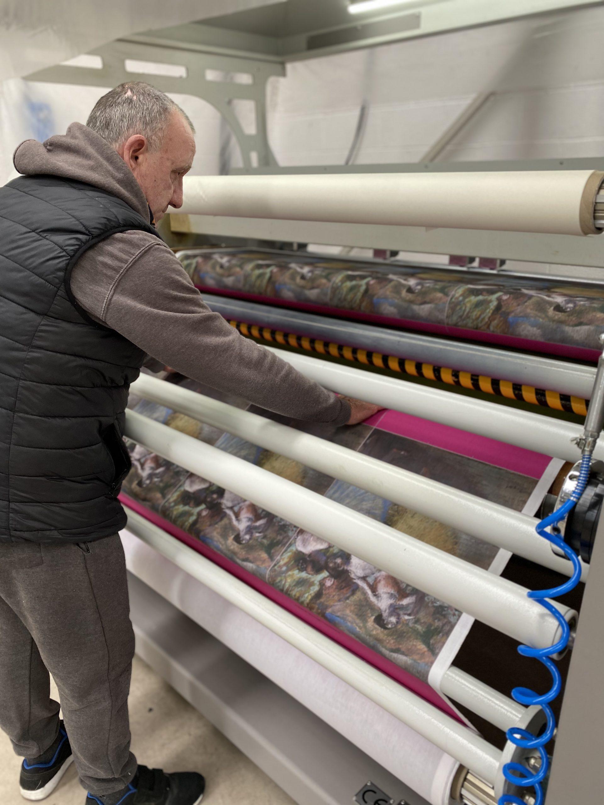 bespoke UK textile manufacturing