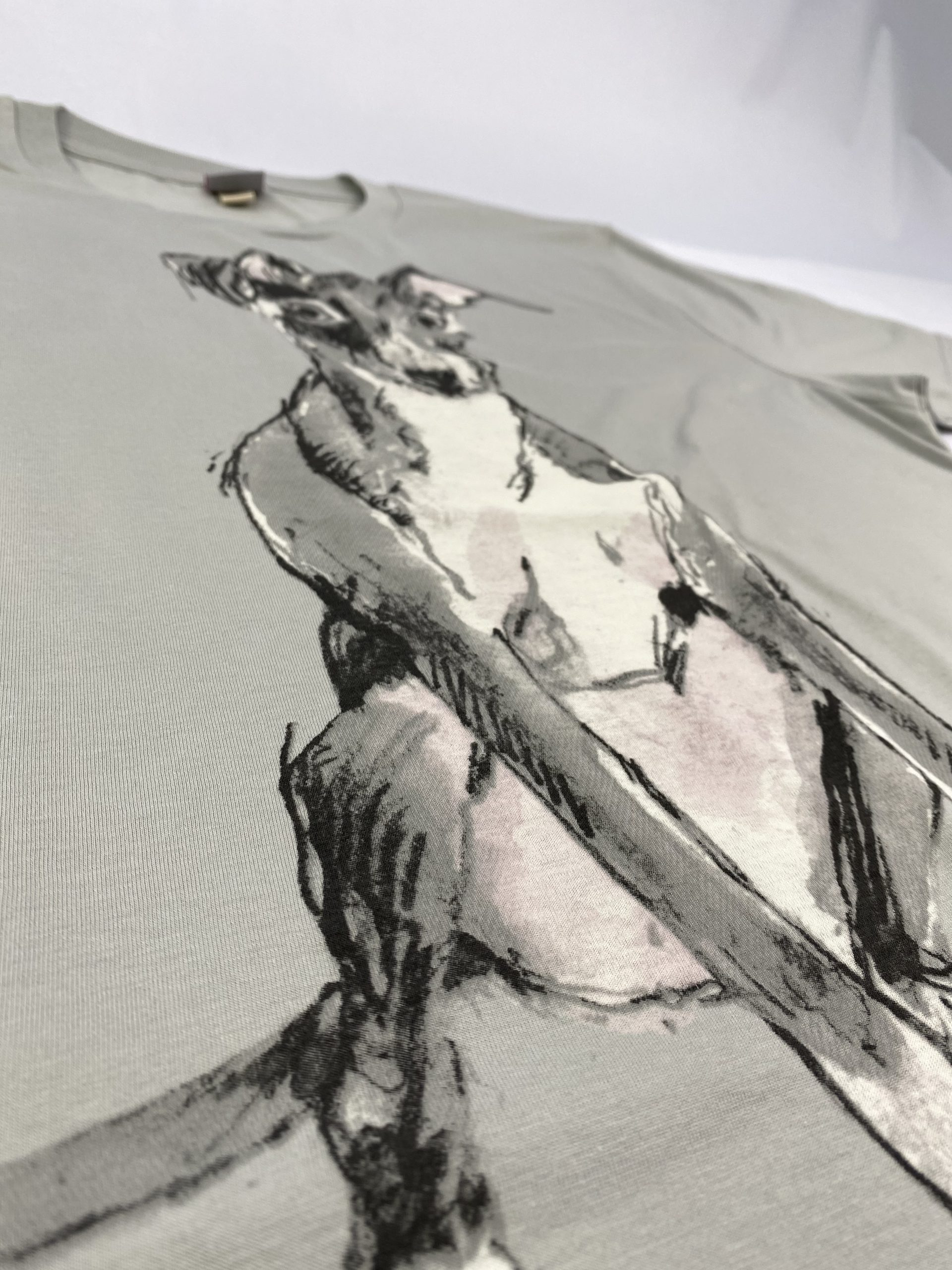 RA Remfry t shirt print on demand