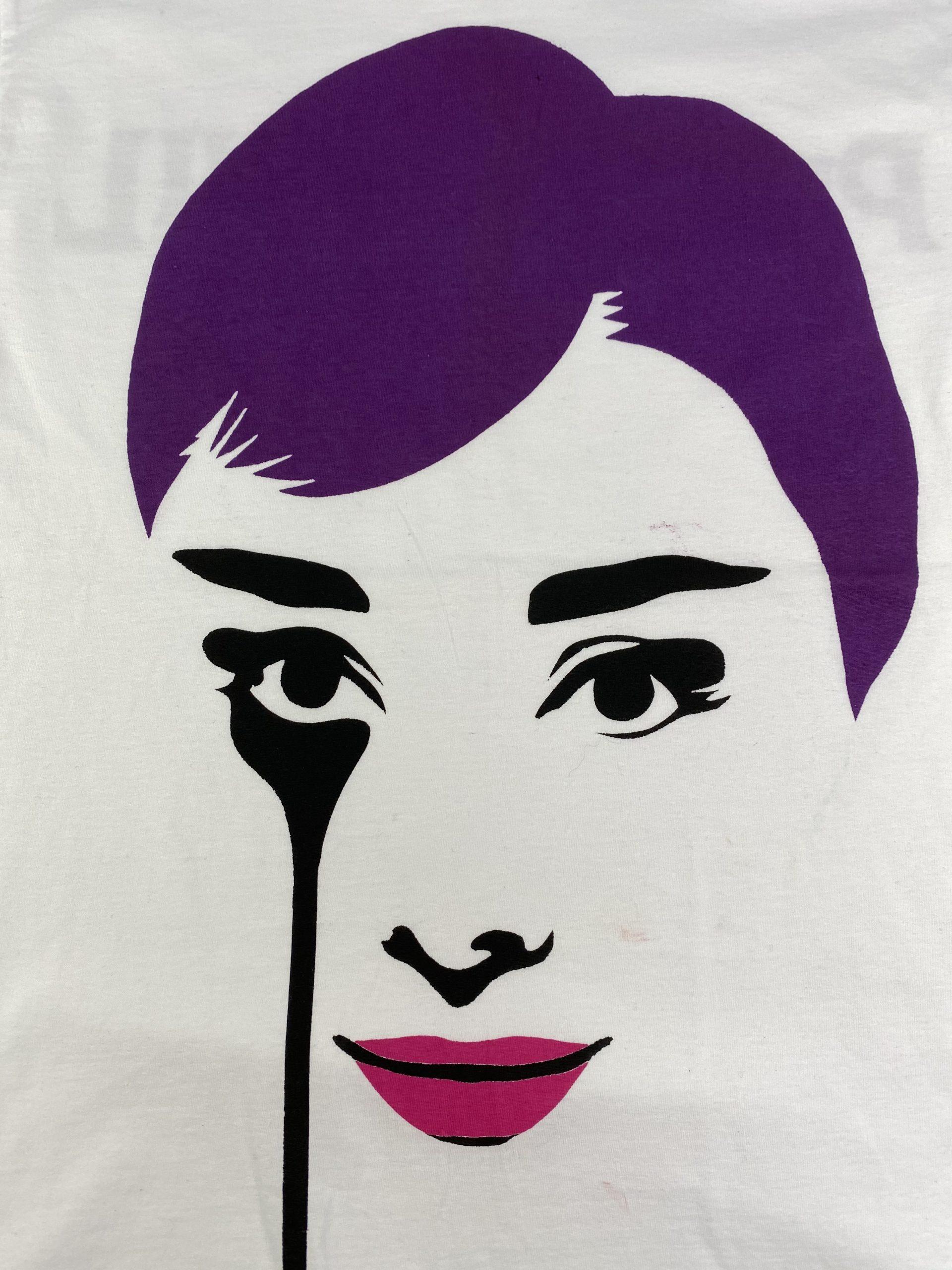 Saatchi Gallery Pure Evil t-shirt print on demand