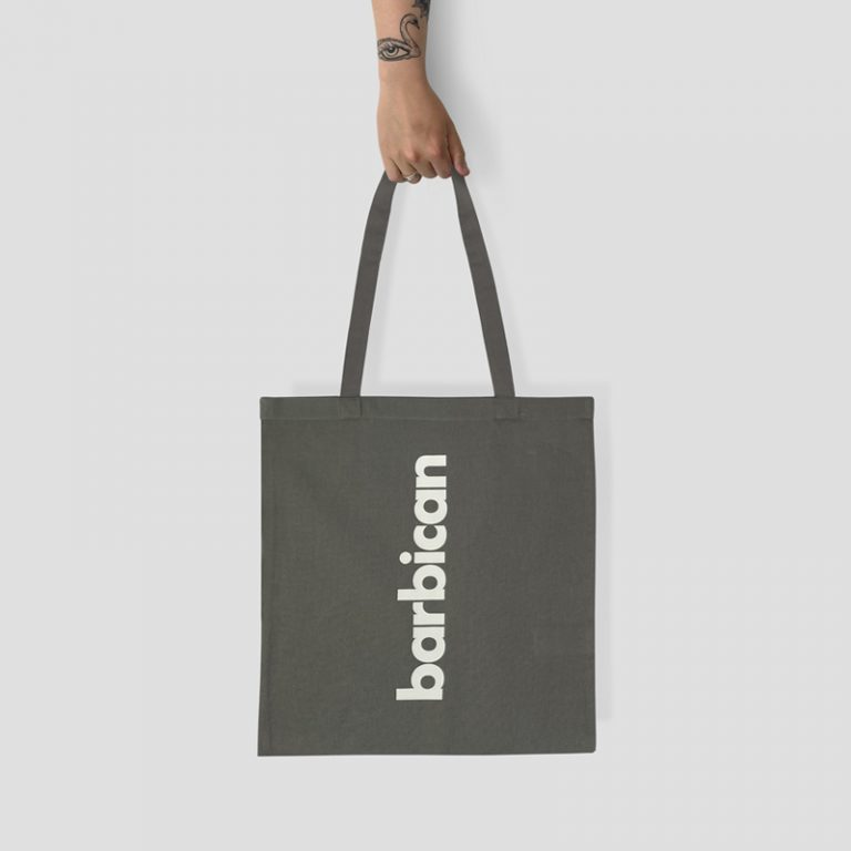 Promotional Bags for the Barbican