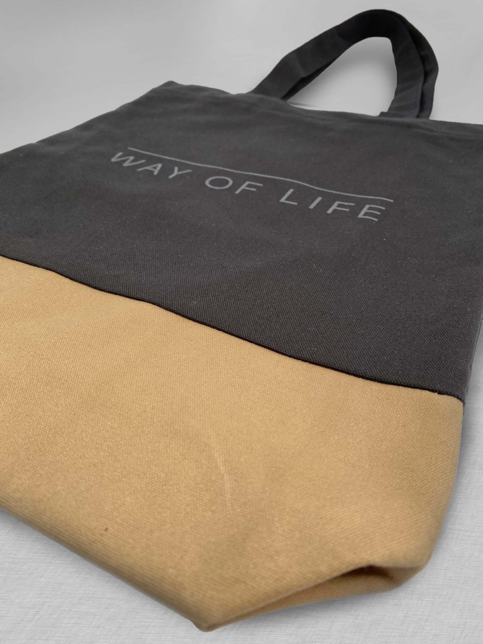 Here Designs printed tote bag