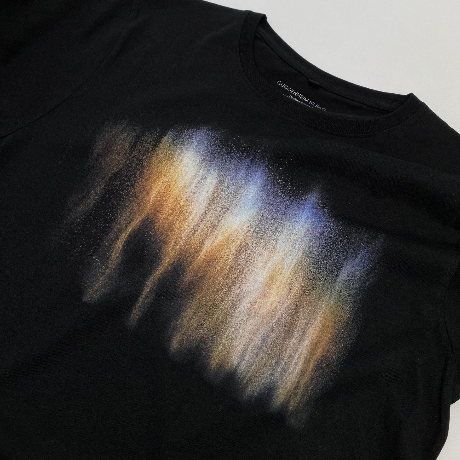 Guggenheim Bilbao Eliasson t-shirt print on demand