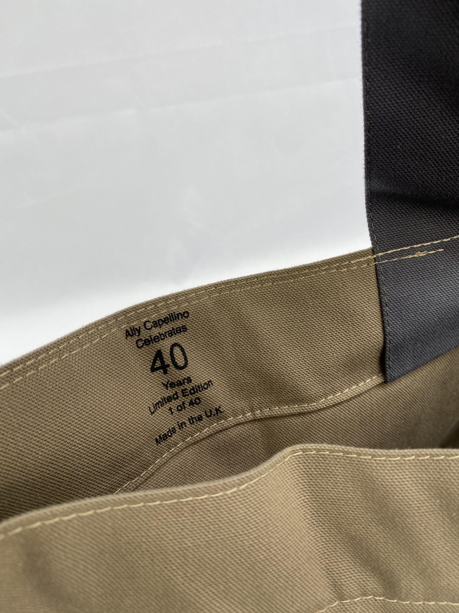 Ally Capellino bu printed tote bag