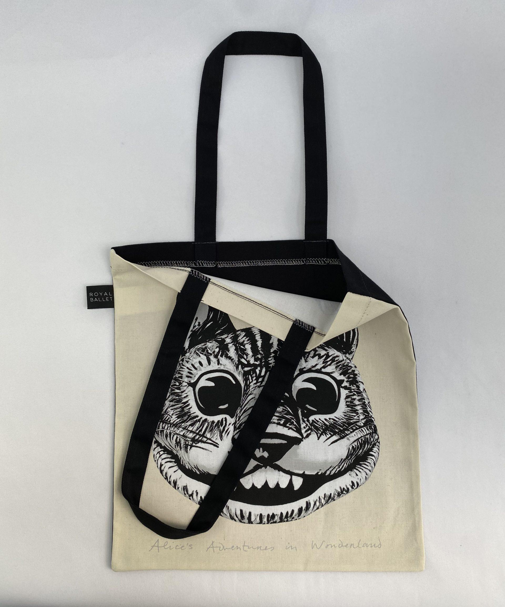 Royal Ballet organic tote bag