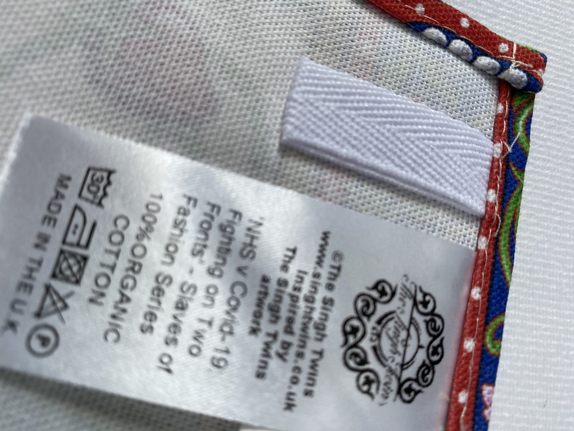 Singh Twins Digitally Printed On Demand Tea Towels