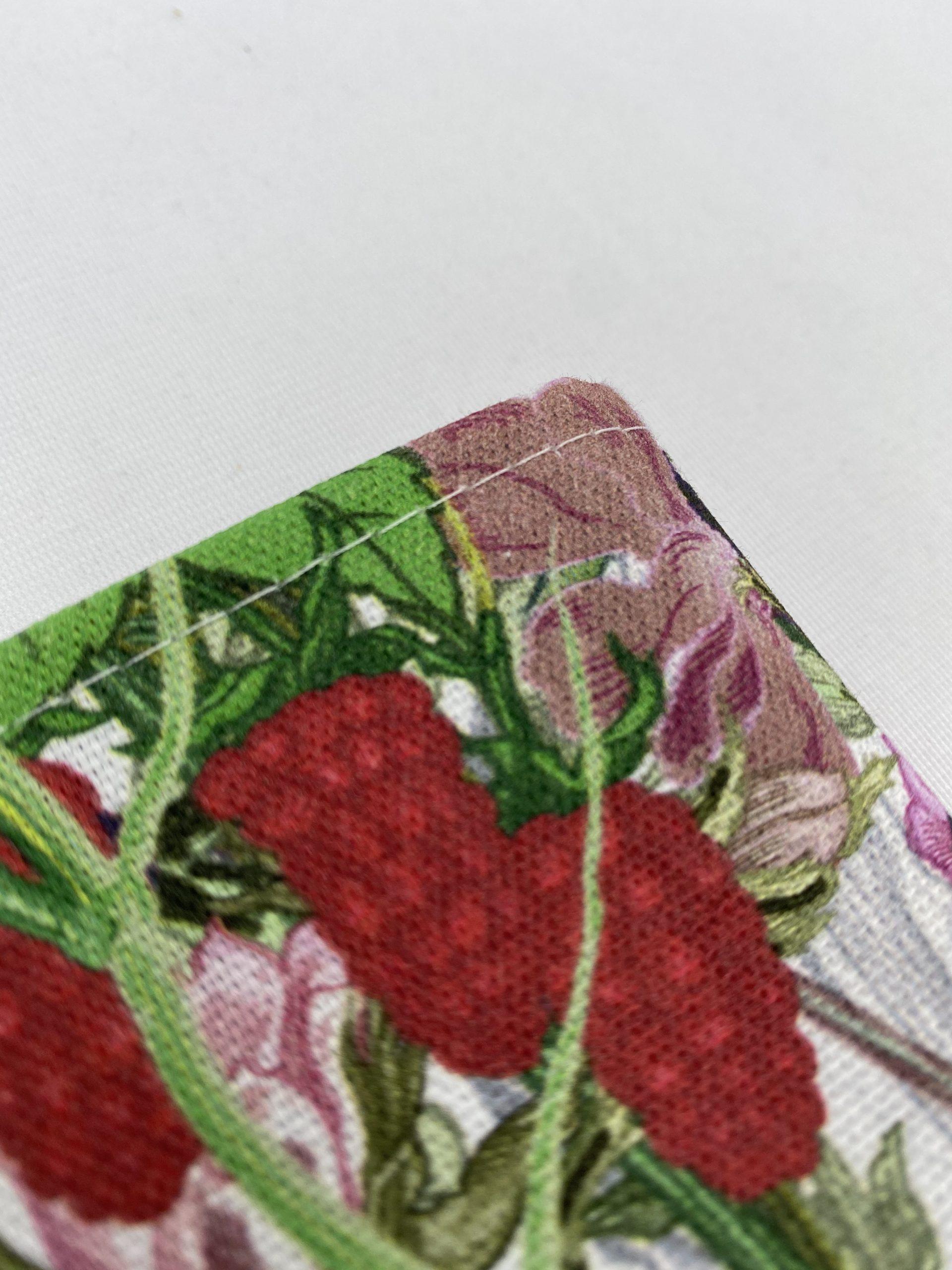 Timorous Beasties Organic Tea Towel