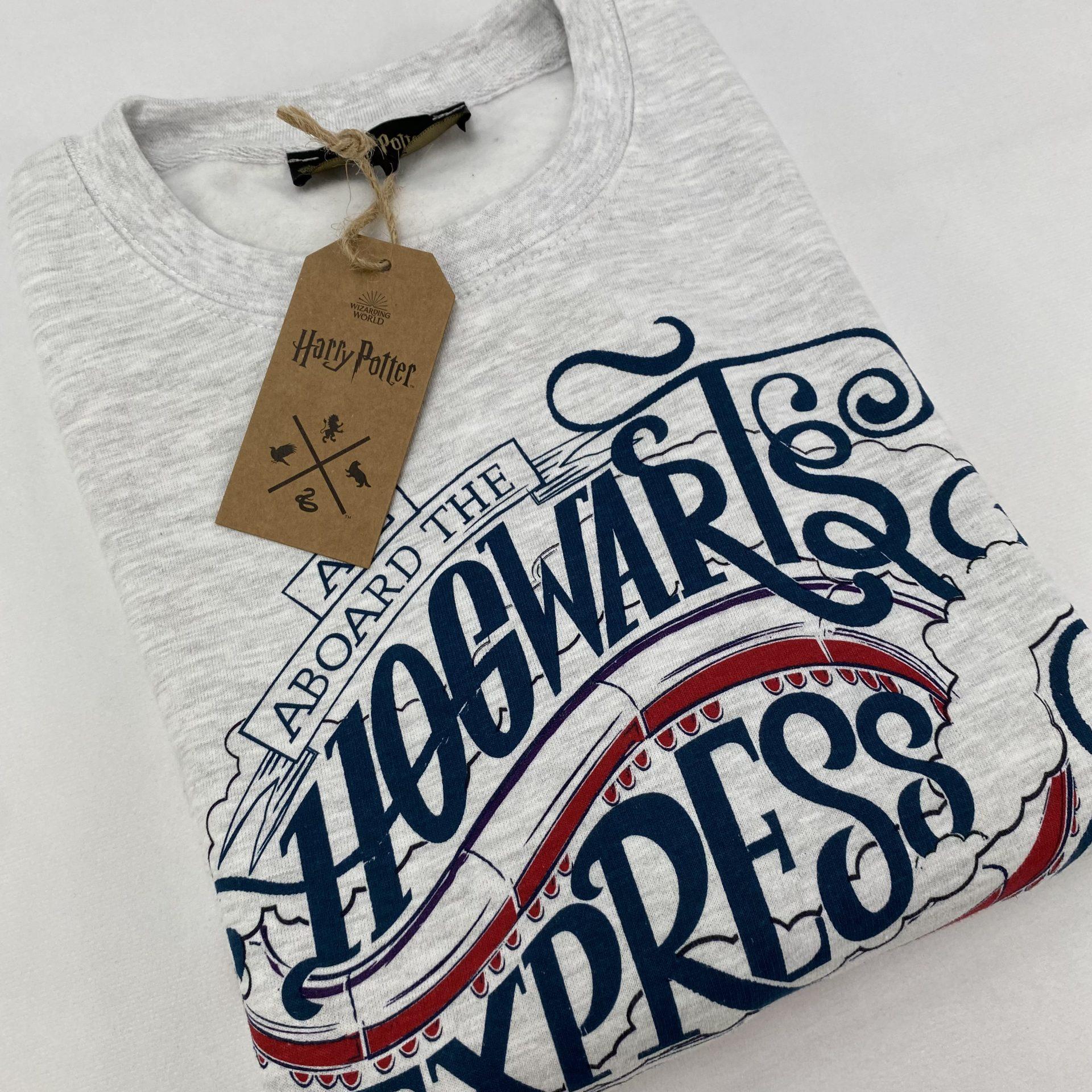 Hogwarts printed sweatshirt