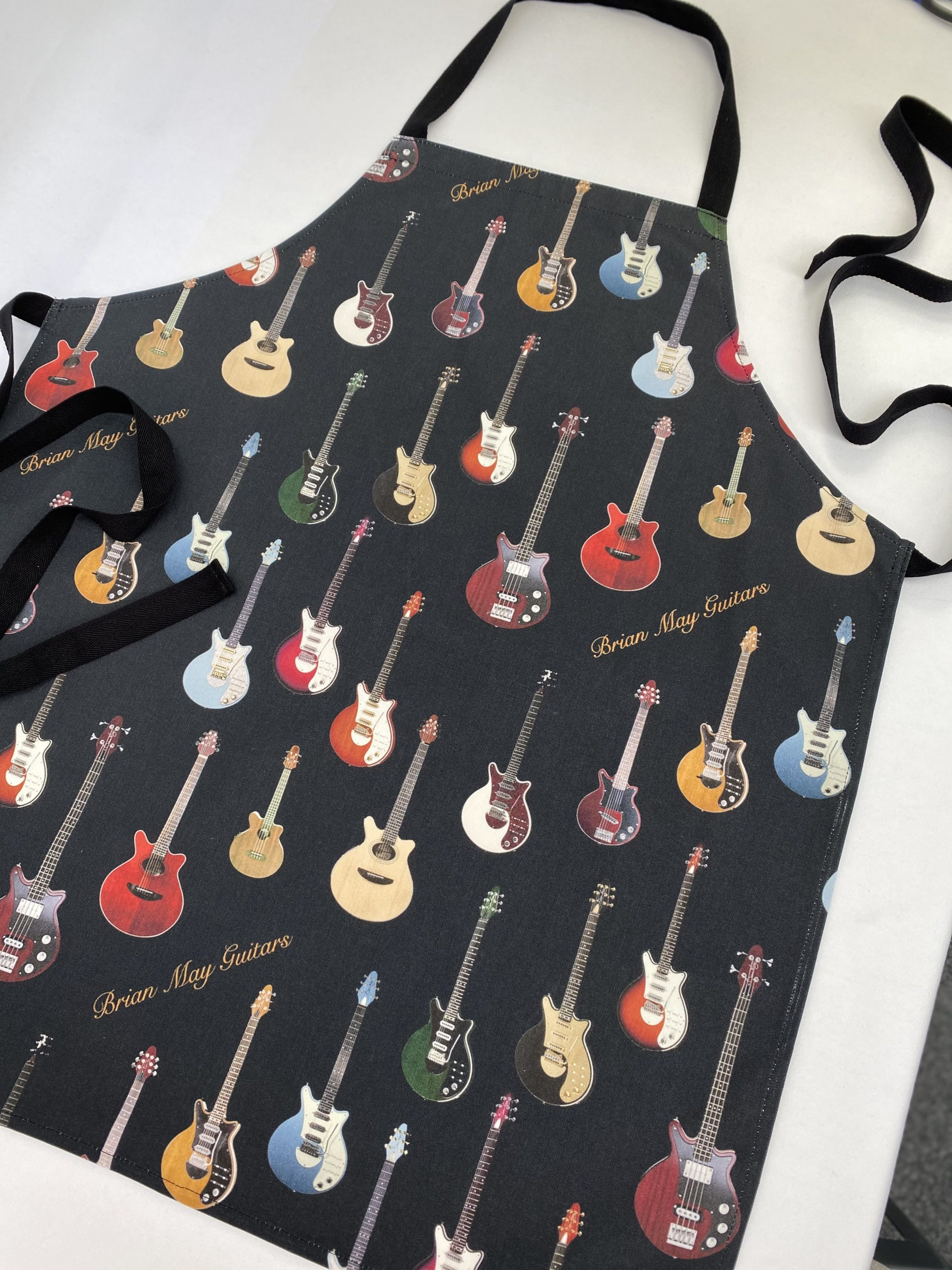 Digitally printed 100% cotton apron