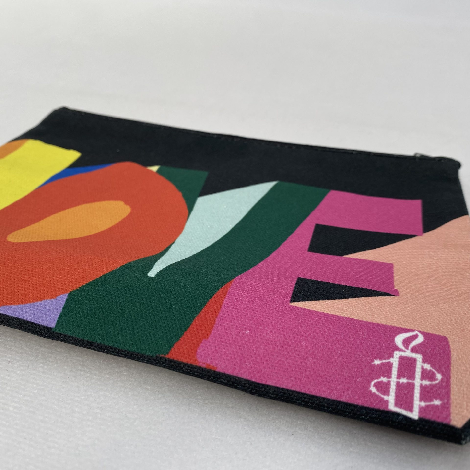 Printed promotional purse