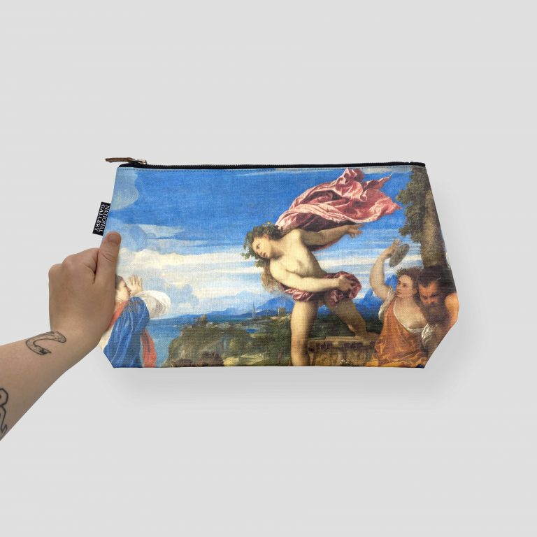 We supply the National Gallery with quality textile merchandise