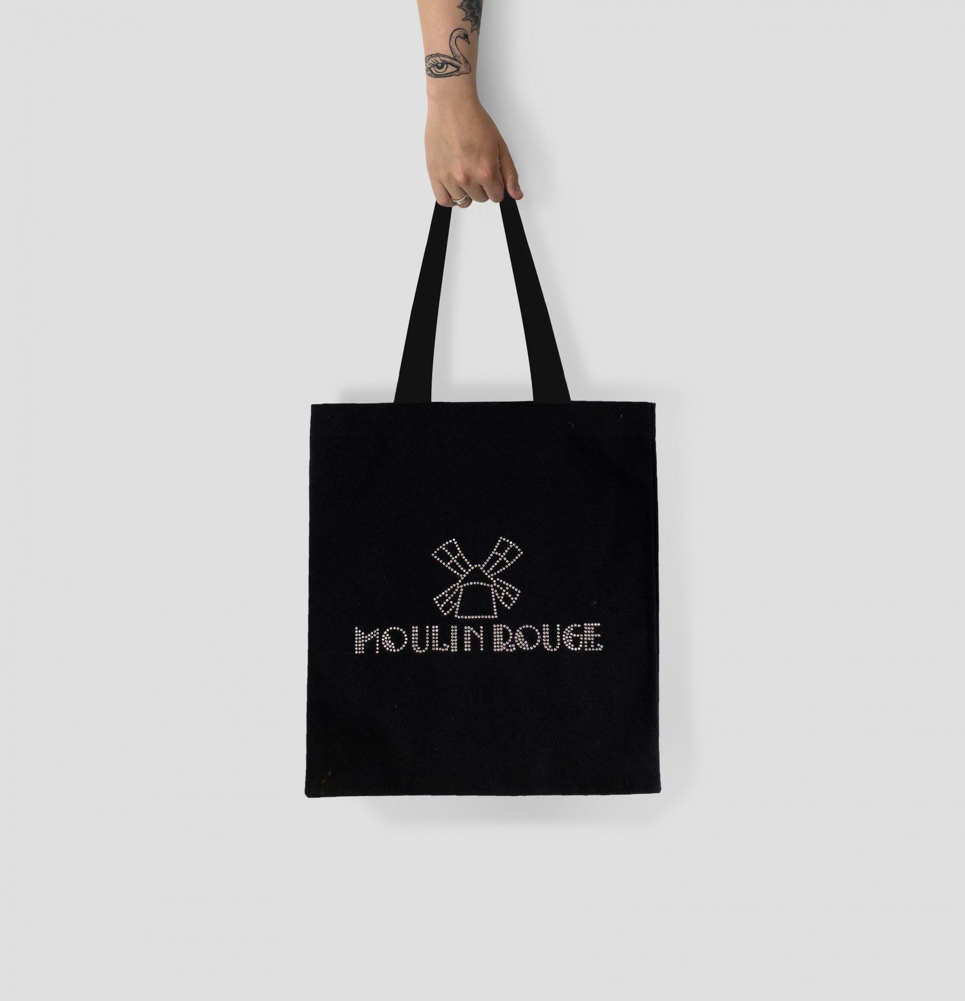 Swarovski® Moulin Rouge Printed tote Bag Lead image