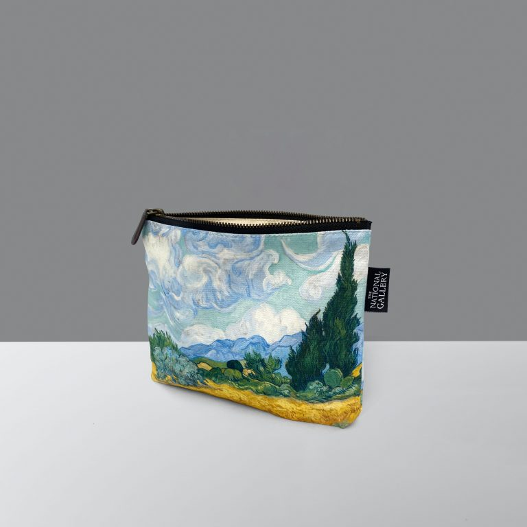 National Gallery – Printed Cosmetic Purses