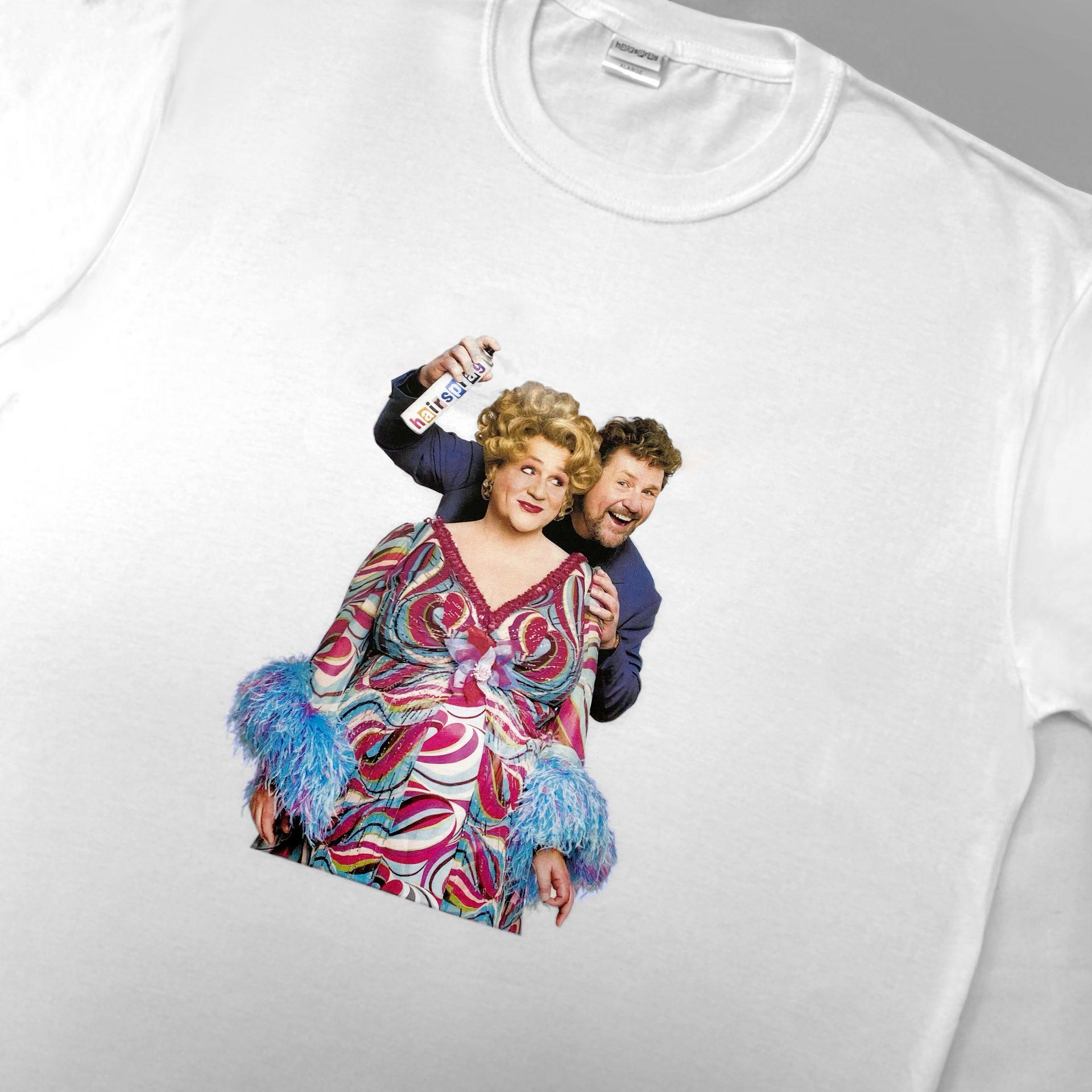Hairspray DTG printed Gildan T-shirt