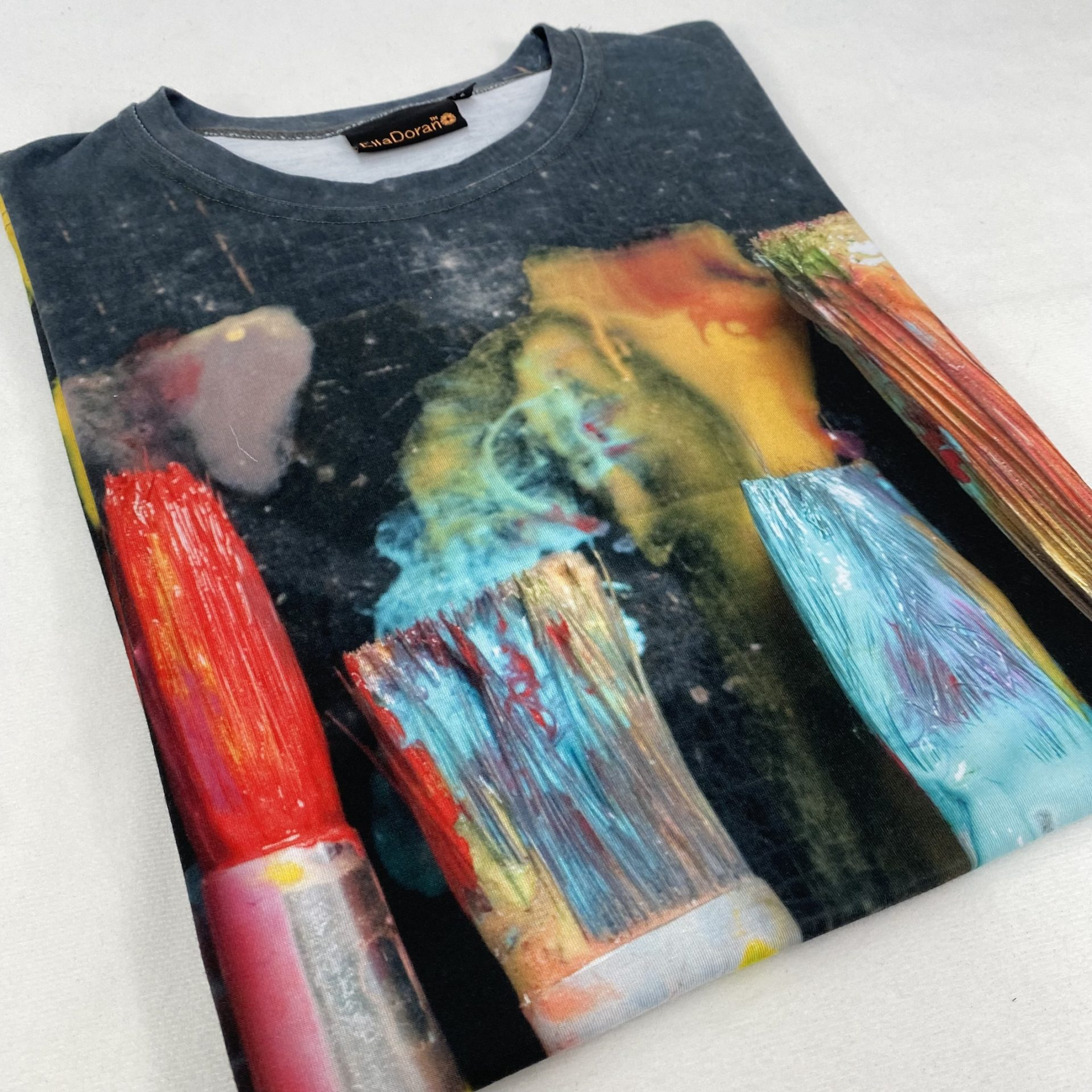High qaulity printing and making by the Paul Bristow team for Ella Doran
