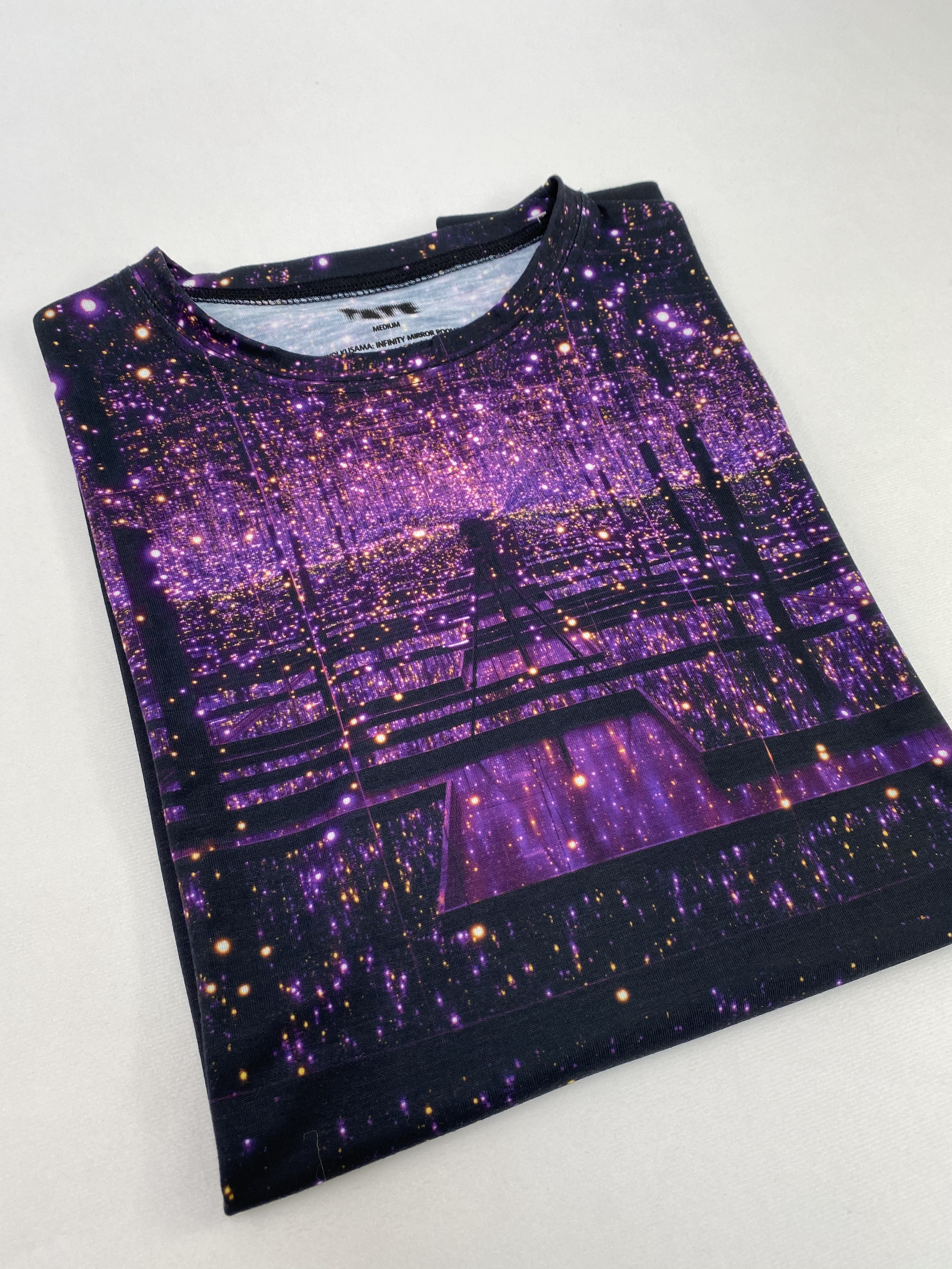 Speacial make all over printed t-shirt made by Paul Bristow in the UK